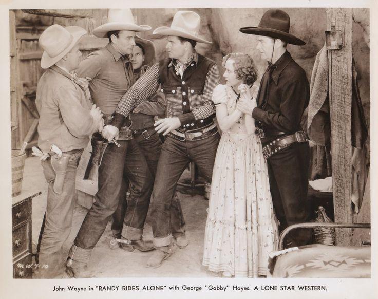 Randy Rides Alone - 1934 - Harry L. Fraser - John Wayne