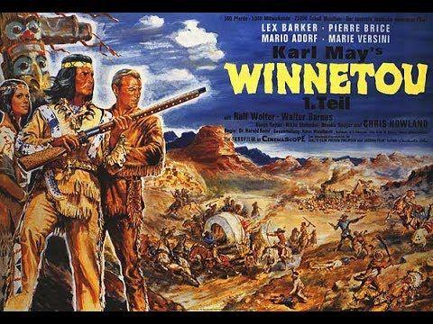Ο κόκκινος εκδικητής (Winnetou) 1963 Greek subtitles (ερασιτεχνικοί). Αξιόλογο γουέστερν, το οποίο δεν δαιμονοποιεί τους Ινδιάνους όπως συνηθίζονταν με παρόμοια έργα της εποχής