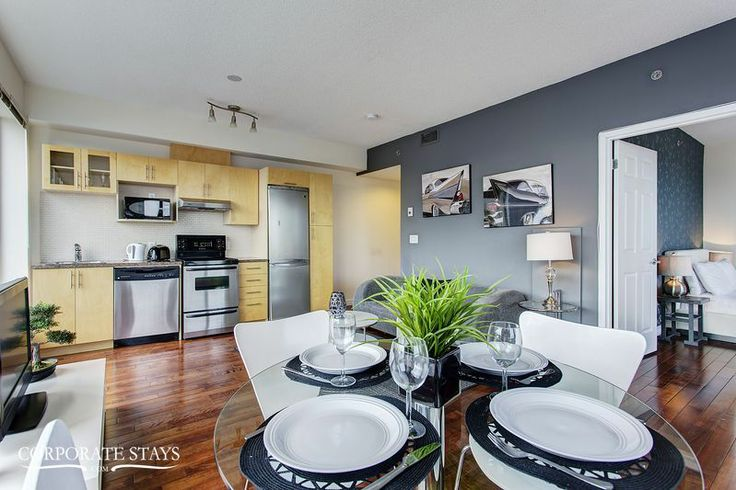 """Fantasia"" is such a stunning apartment you'll never want to go home #FurnishedRental #Montreal #CorporateHousing #DreamHome"