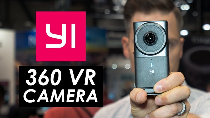 Yi 360 VR Camera First Look — Live Stream Ready VR Camera