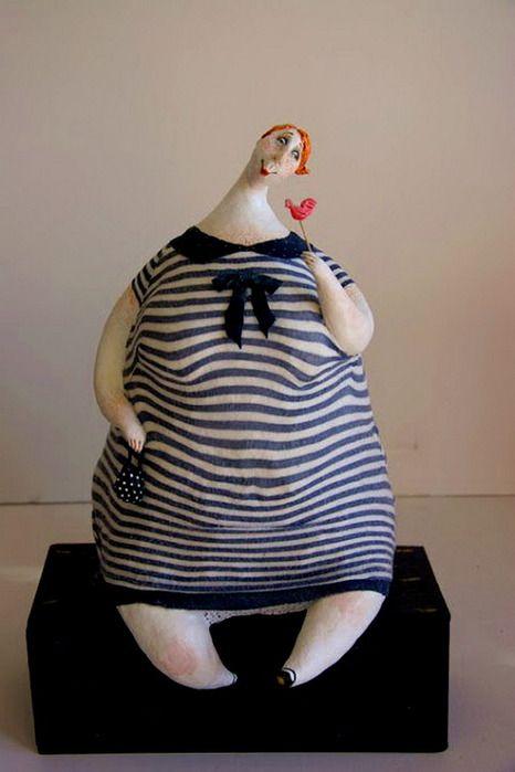 Толстушка-веселушка - куклы из сказки. Обсуждение на LiveInternet - Российский Сервис Онлайн-Дневников
