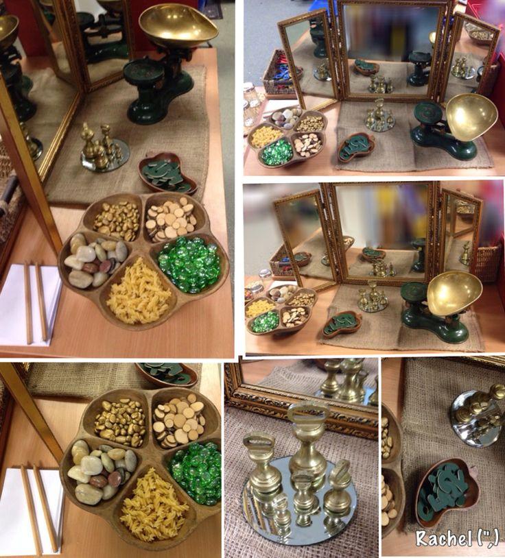 "Exploring vintage scales - from Rachel ("",)"