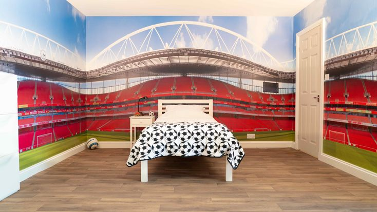 Best Pin By Arenaroom On 360° Stadium Wallpaper For Bedrooms Stadium Wallpaper Arsenal Wallpaper 400 x 300