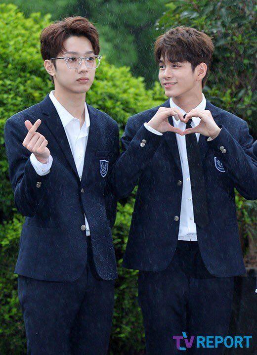 Guanlin & Seongwoo