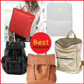 Gmarket - Tweed backpacks / plaid / quilted / square / contrast ...