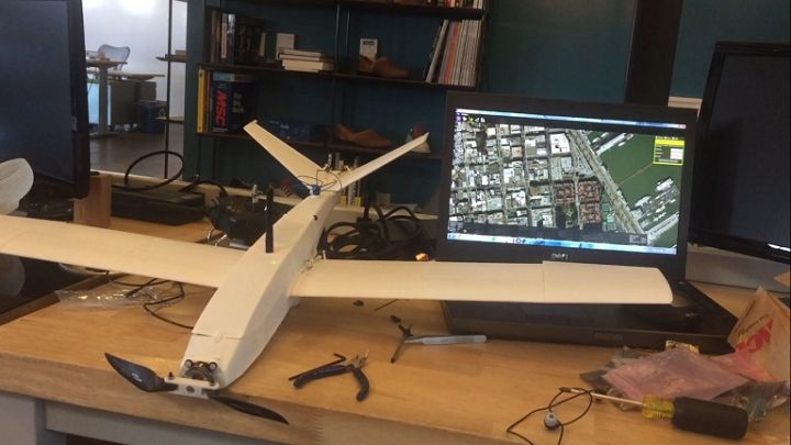 US Marine Designs 3D Printed Surveillance Drone at Fraction of Regular Cost | 3DPrint.com | The Voice of 3D Printing / Additive Manufacturing