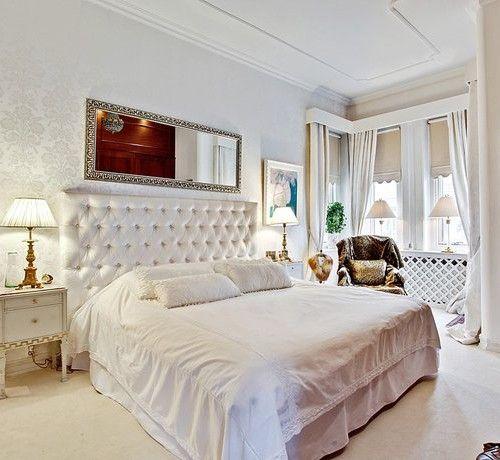 mysigt litet sovrum