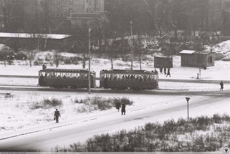 Grunwaldzka na wys, Bujwida 1953