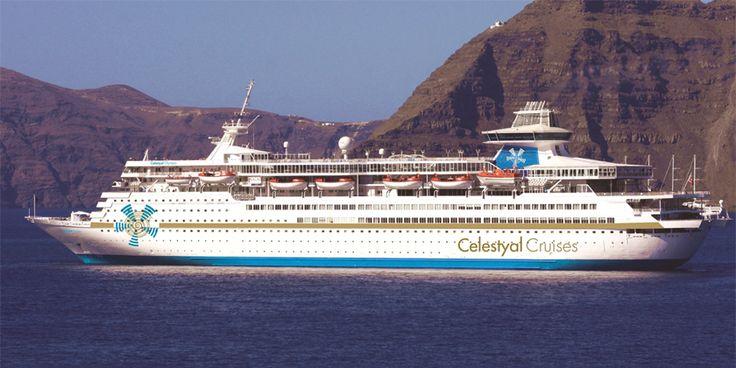 To κρουαζιερόπλοιο Celestyal Olympia είναι ένα από τα μεγαλύτερα κρουαζιερόπλοια, σε όλη την Ανατολική Μεσόγειο! Η πλήρης ανακαίνιση του 2005 το έκανε ακόμα πιο πολυτελές και άνετο.Μετά από αυτή είναι πλέον ένα κρουαζιερόπλοιο, ιδανικό για ξεκούραστες διακοπές! Δείτε το στο pamekrouaziera.gr || The Cruise ship Olympia of Celestyal Cruises (ex Louis Cruises), owes its name to the birthplace of the #Olympicgames. #cruise #celestyalcruises #greece #greek #louiscruises #cruiselife…