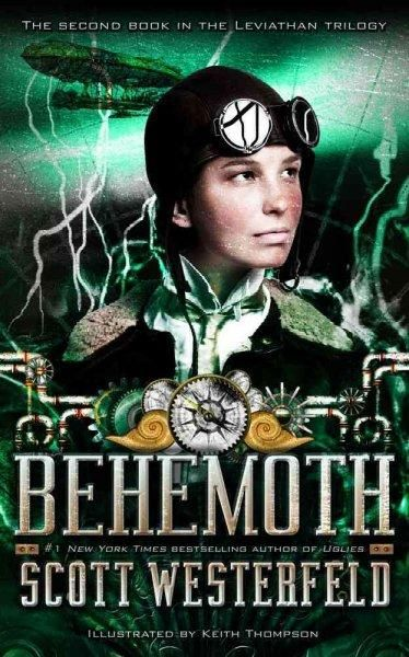 Book 2 - Behemoth - (Leviathan Trilogy)