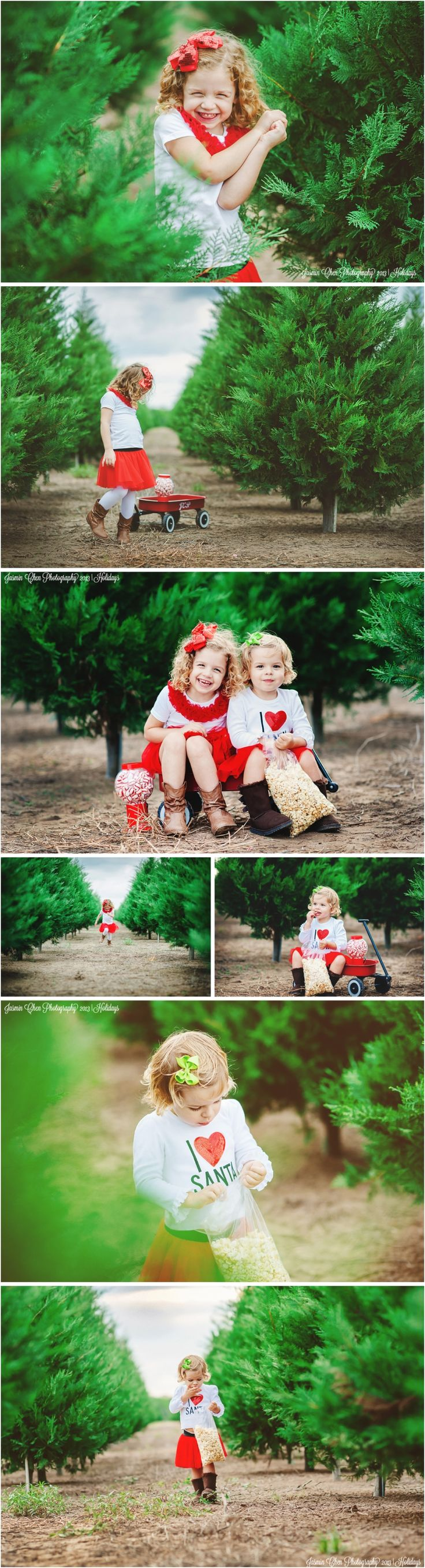 Christmas Mini Sessions | Jasmin Chen Photography | Holidays 2013