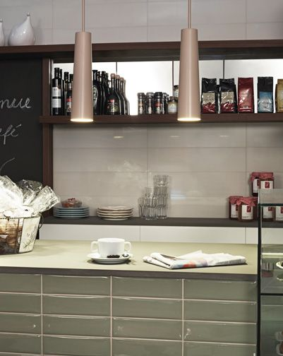 Elegance Tiles don't just make residential spaces beautiful, but also commercial spaces!