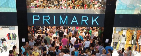 Primark - Two large stores on Oxford Street. Famous for low cost clothing and homeware.