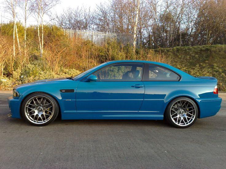 Laguna Seca Blue M3 Motoring Pinterest E46 M3 BMW