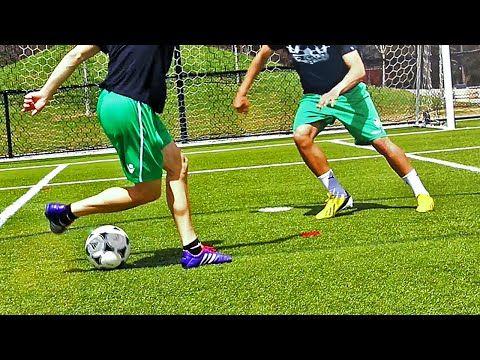 How To Humilate Your Opponent with Crazy Nutmeg & Panna Soccer Skill like CR7/Neymar/Séan Garnier - YouTube