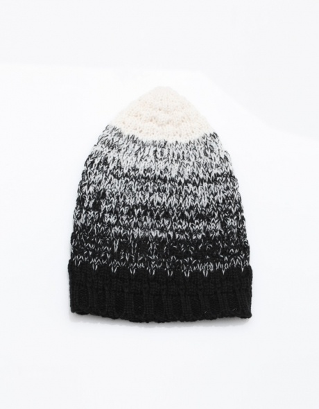 Ombre Bobble Hat