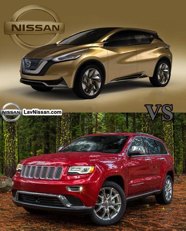 Nissan Murano, Jeep Grand Cherokee And Cherokee On Pinterest