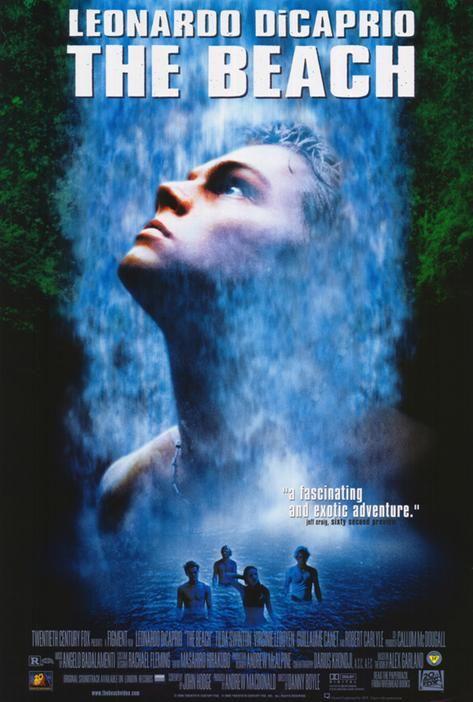 La playa es una película de 2000, dirigida por Danny Boyle y protagonizada por Leonardo Di Caprio.