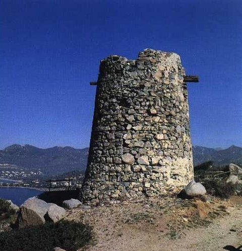 Torre di Su Fenugu, Maracalagonis, Torre delle Stelle, Sardegna, Sardinia