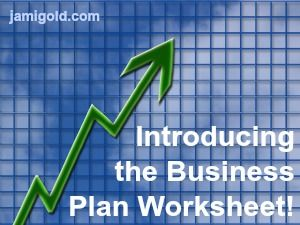 Writers are creative artists who also need to make business decisions. Be prepared with this Business Plan for Writers Worksheet!
