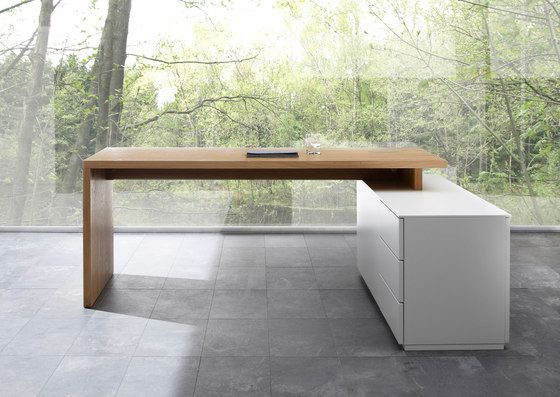 Einzeltische | Bürotische | Cubo OfficeLine | Sudbrock. Check it out on Architonic