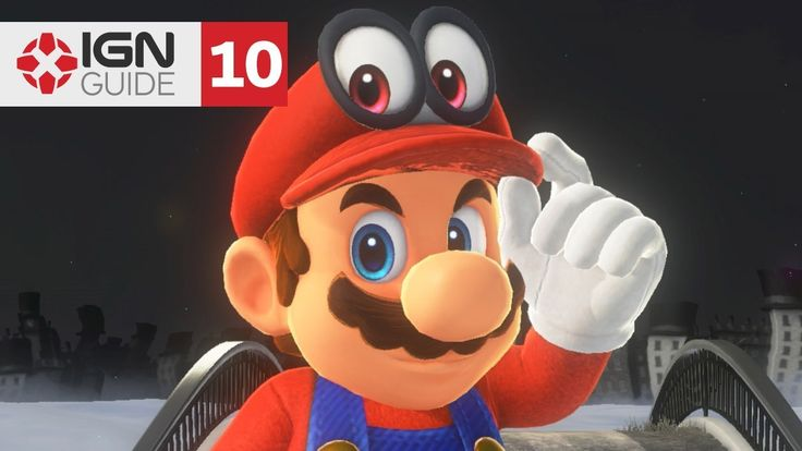 Flower Thieves of Sky Garden - Super Mario Odyssey Walkthrough (Part 10) IGN's Guide to Super Mario Odyssey featuring every main objective as well as Power Moons and Purple Coins along the way. In Part 10 Mario heads to the Sky Garden to stop the Broodal from stealing flowers from the Sky Garden.    For more guide help visit our Mario Odyssey Wiki at http://ift.tt/2iB3ZWG October 26 2017 at 09:24PM  https://www.youtube.com/user/ScottDogGaming