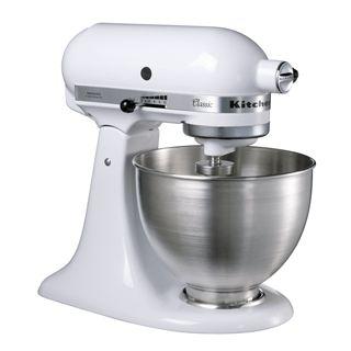 Robot pâtissier multifonction KitchenAid CLASSIC de 4,3 L 5K45SS