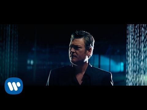 """Blake Shelton - Every Time I Hear That Song (Official Music Video) - YouTube. Yep, and """"that song"""" is Randy Travis's Forever and Ever Amen...."""