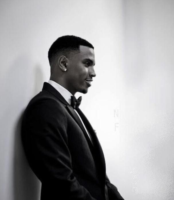 mens hairstyle fade
