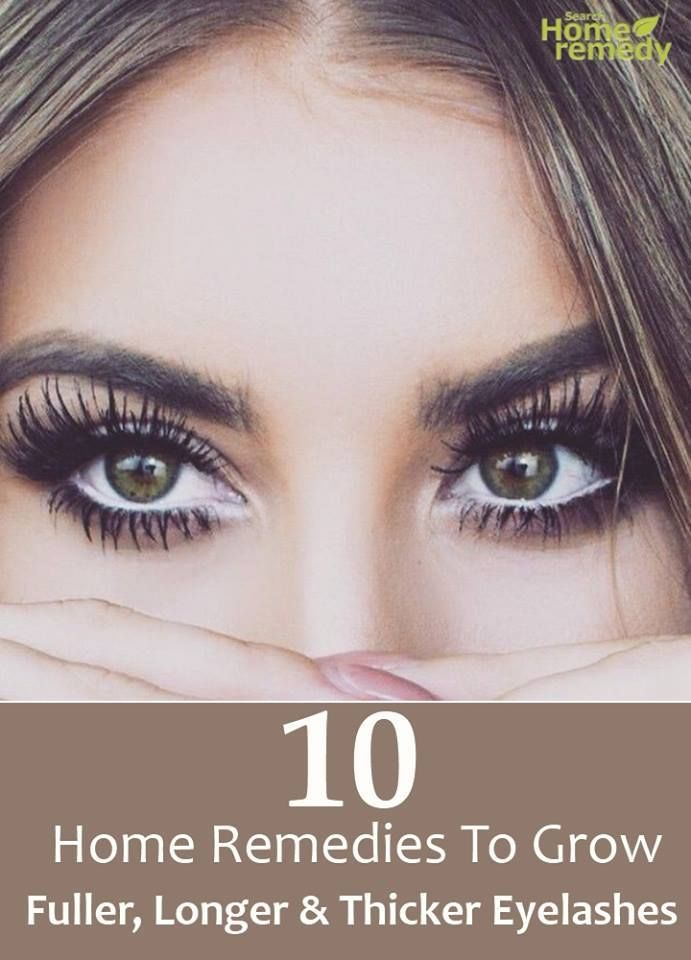 how to grow fuller eyelashes naturally
