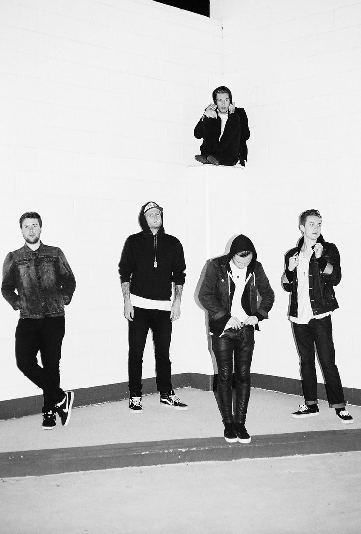 126 best The Neighbourhood images on Pinterest | Jesse rutherford ...