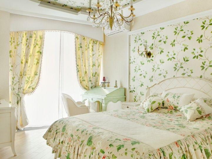 Спальня в стиле прованс: романтика средневековой Франции. Стиль прованс – самый нежный и романтический из всех кантри. Вдохновленный средиземным солнцем, очарованием лавандовых полей, дыханием морског…