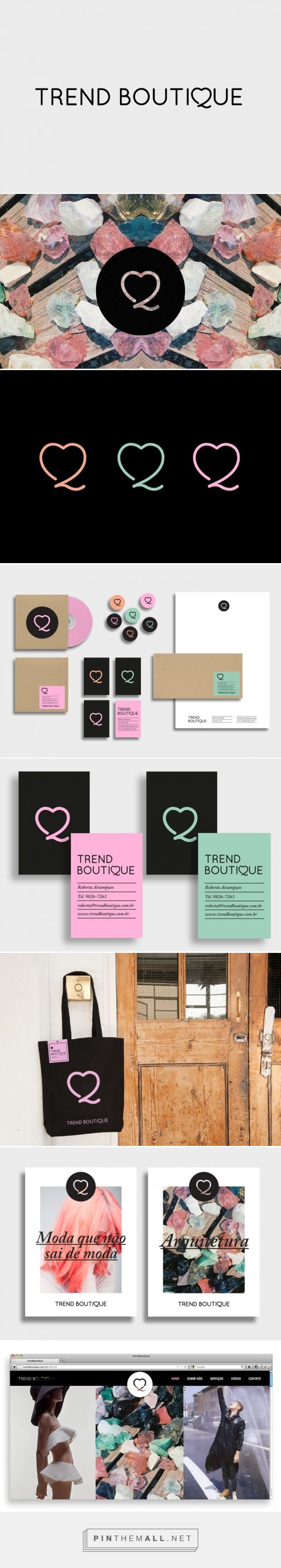 Trend Boutique by Belen Peralta Ramos | Fivestar Branding – Design and Branding Agency & Inspiration Gallery