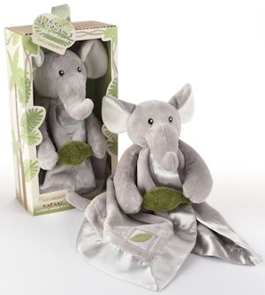 36 best baby blankets lovies images on pinterest baby aspen ekko the elephant lovie gift set from baby gifts and gift baskets negle Images