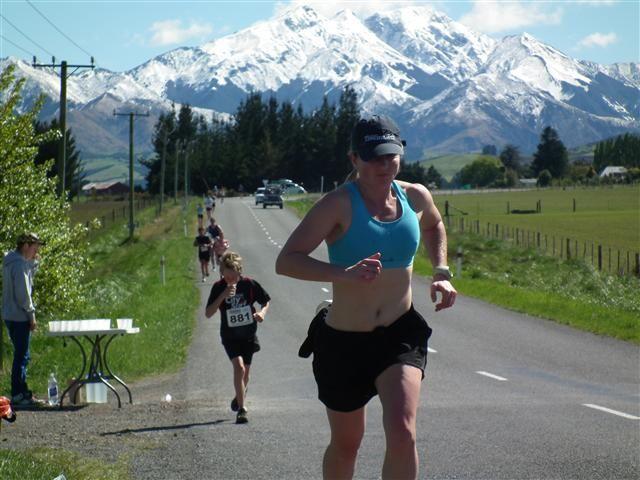 Lodge to Lodge Mt Lyford Half-Marathon 24 October 2015