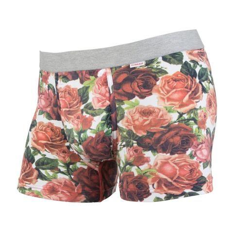MyPakage Weekday Trunks Men's Underwear Rose Heather -  - Koala Logic - 1