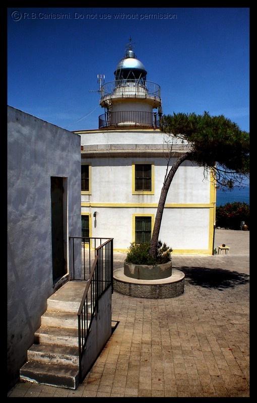 Faro de Oropesa del Mar, Castellón, España, Junio 2005