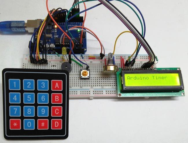 Digital Stepkm Counter Electronic Circuit Diagram