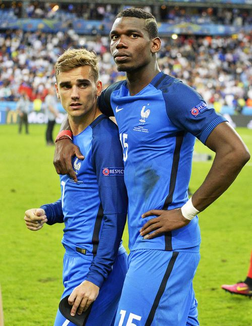 Image de football, france, and paul pogba