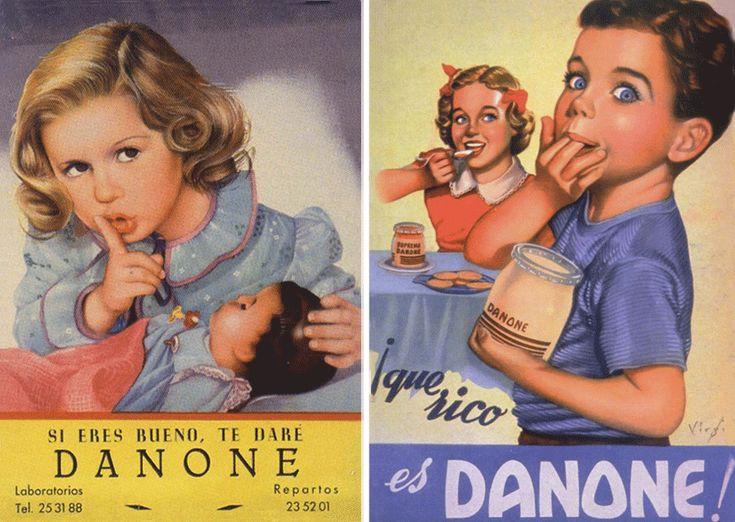 Danone 1950