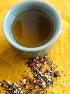 How to make ginseng tea at home