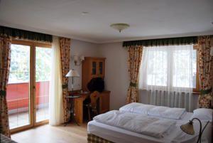 Hotel Casa del Campo camera in legno