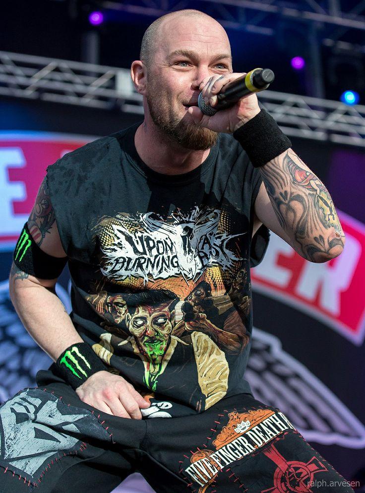 Five Finger Death Punch - River City Rockfest - San Antonio, Texas