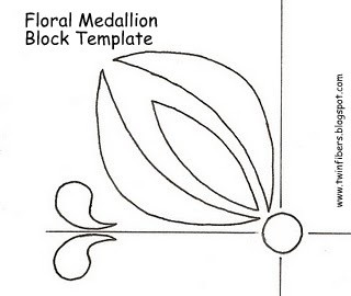 twin fibers: Floral Medallion Blocks TemplateMedallions Block, Quilt Ideas, Block Swap, Krista Block, Twin Fiber, Quilt Pattern, Floral Medallions, Colors Selection, Block Templates