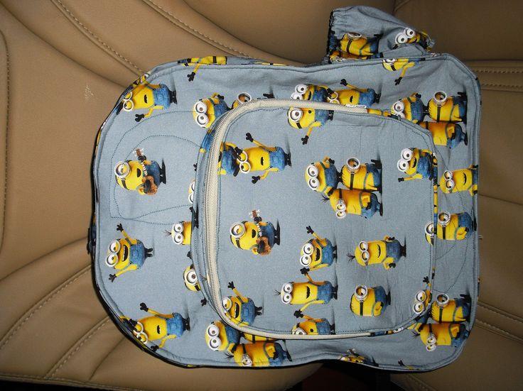batoh pro vnuka