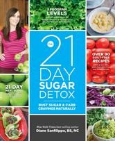 """The 21-Day Sugar Detox - by Diane Sanfilippo - """"The 21-Day Sugar Detox"""" is a clear-cut, effective, whole-foods-based nutrition action plan that will reset your body and your habits! Tens of thousands of people have already used this groundbreaking guide to shatter the vicious sugar stronghold. Now it's your turn!Use the easy-to-follow meal plans and more than 90 simple recipes in this book to bust a lifetime of sugar and carb cravings in just three weeks. #Kobo #eBook"""