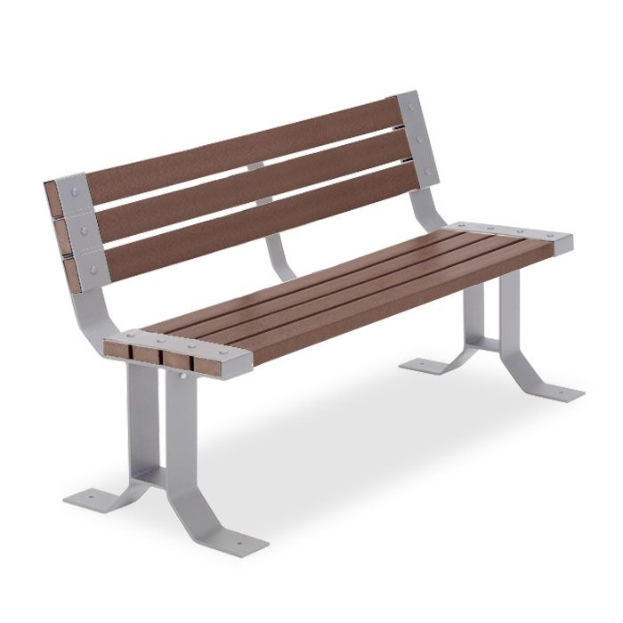 Uniquely Designed Wainwright Benches Make A Bold Statement. Wainwright  Benches Enhance Both Urban And Park