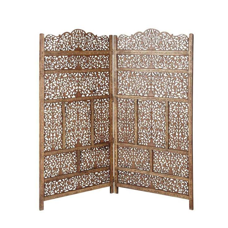 Alhambra wood headboard 160 cm | Maisons du Monde