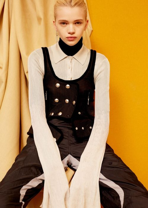 "leah-cultice: "" Stella Lucia by Nicole Maria Winkler for Office #03 Fall/Winter 2015 """