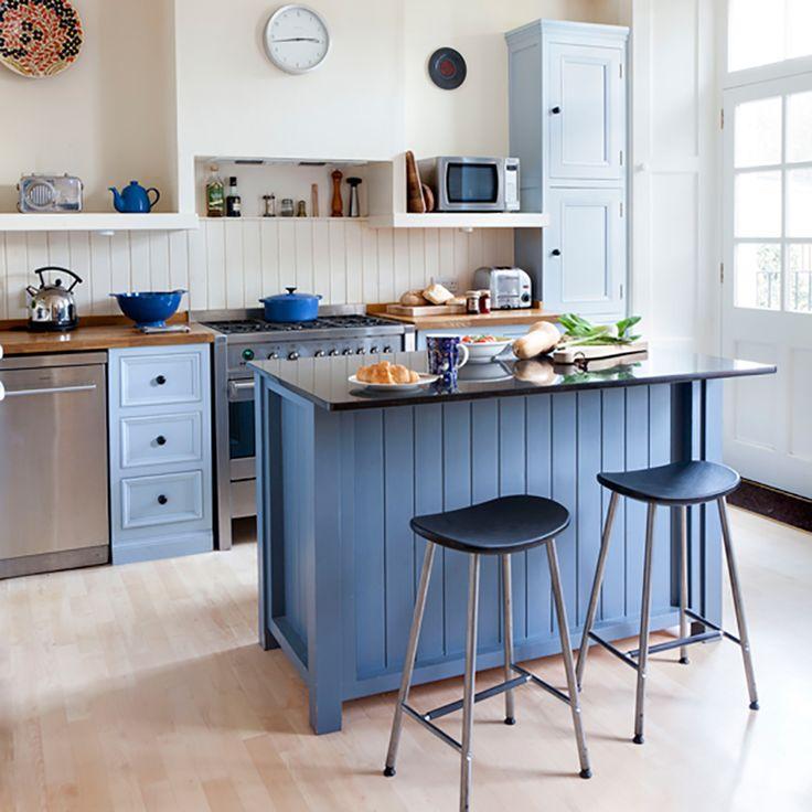 Small Kitchen Designs With Islands: 17 Best Ideas About Small Kitchen With Island On Pinterest